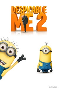 Family Film Friday: Showing Despicable Me 2 @ Witwer Park | North Canton | Ohio | United States
